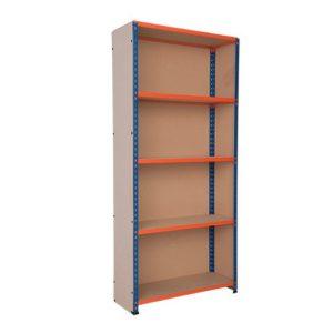mdf cladding for medium duty shelving