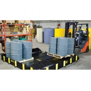 Rigid-Lock QuickBerm Spill Containment