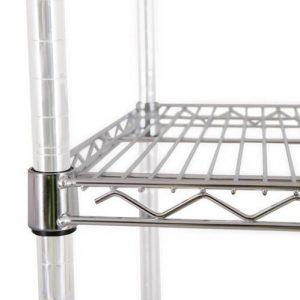 Shelves for Chrome Wire Shelving