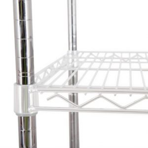 Uprights for Chrome Wire Shelving