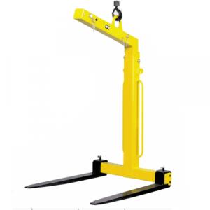 Self Weight Balance Crane Fork