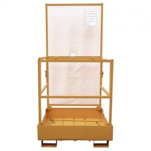 folding safety cage