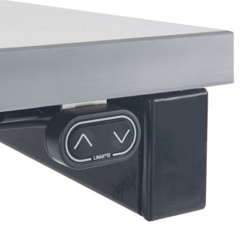 height adjustability button