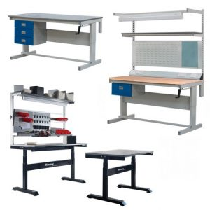 heigth adjustable workbench - build your own