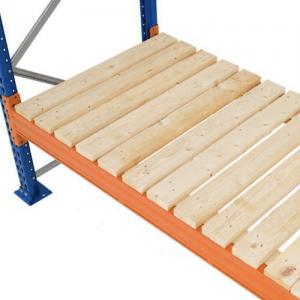 open timber decks