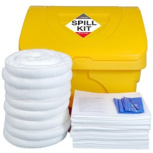 Industrial Spill Kits & Spill Control
