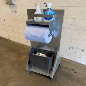 Mobile Sanitation Station